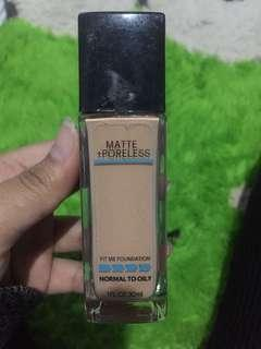 Maybelline Fondation Shades 130