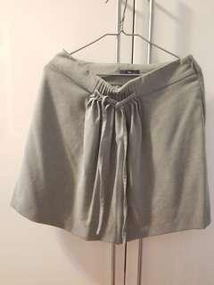 【清衣櫃一律20】斯文灰色短裙