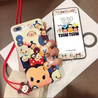 Tsum Tsum iPhone 7 Plus casing