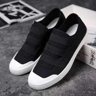 🏘URBAN🏘 Causas Bi-Tone Slip On Driver Loafers Sneakers Shoes