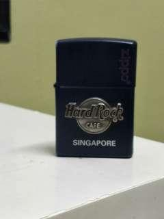 Hard Rock Zippo Lighter Singapore