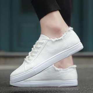 🏘URBAN🏘 Fortis Basic Single Tone Sneakers Shoes