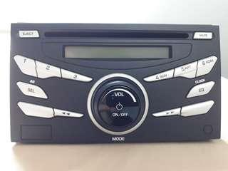 Axia g spec CD player and speaker