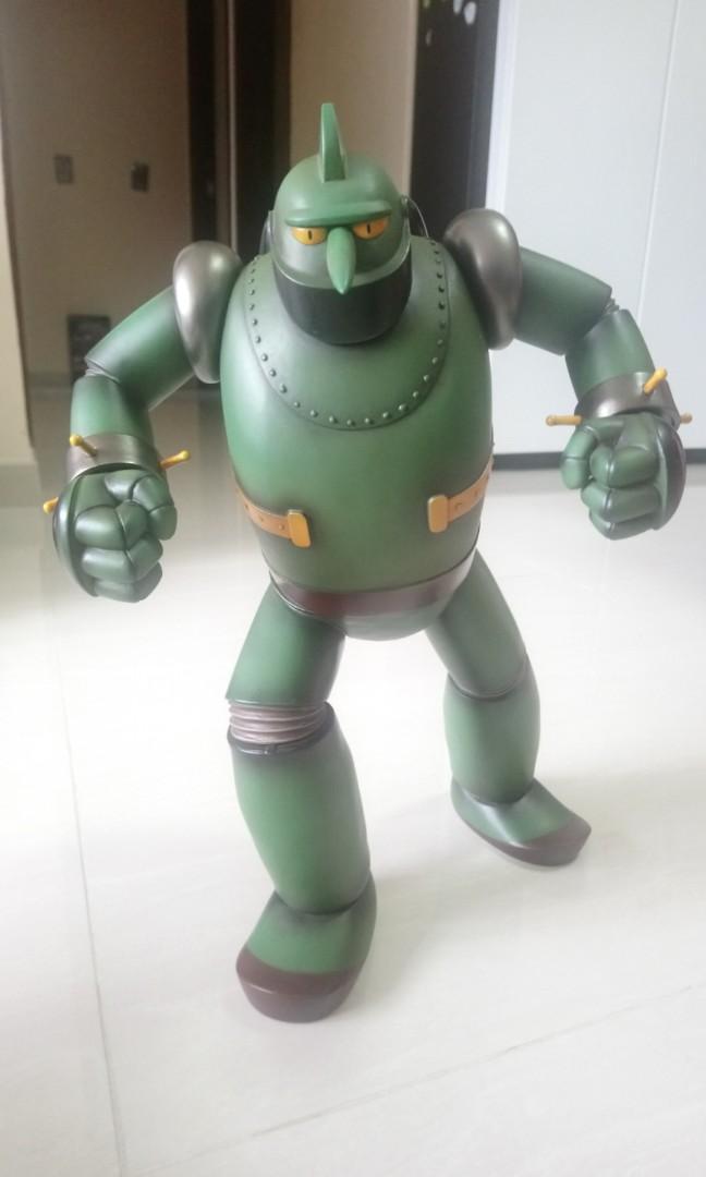 鉄人28Figure 綠色特別版