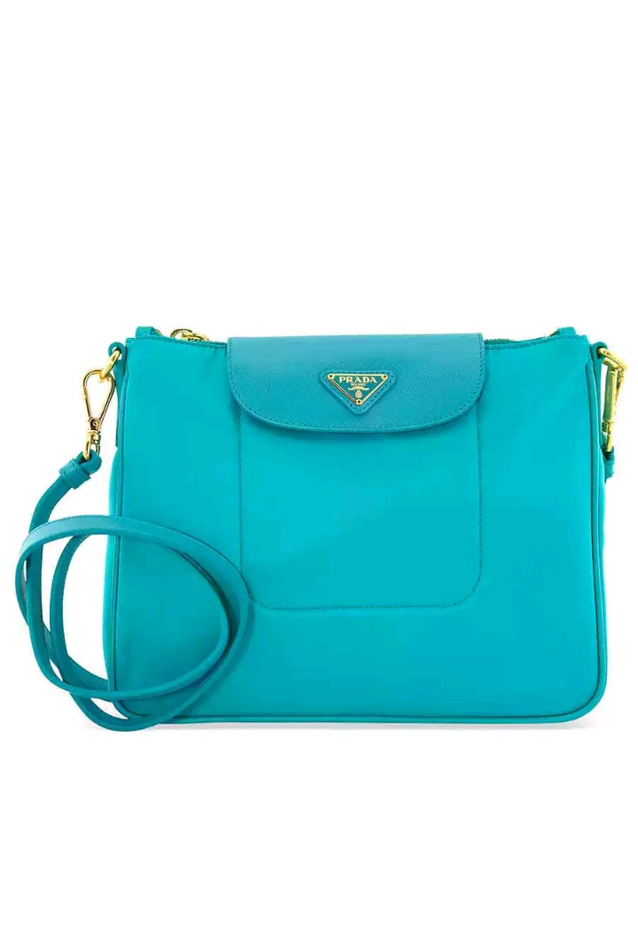 741200ca290c ♥ Prada BT0933 Tessuto Saffiano Crossbody, Luxury, Bags & Wallets ...