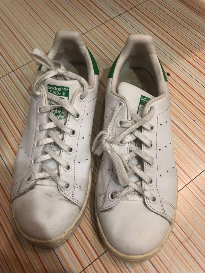 best authentic 03781 70db6 Adidas stan Smith US size 5.5 on Carousell