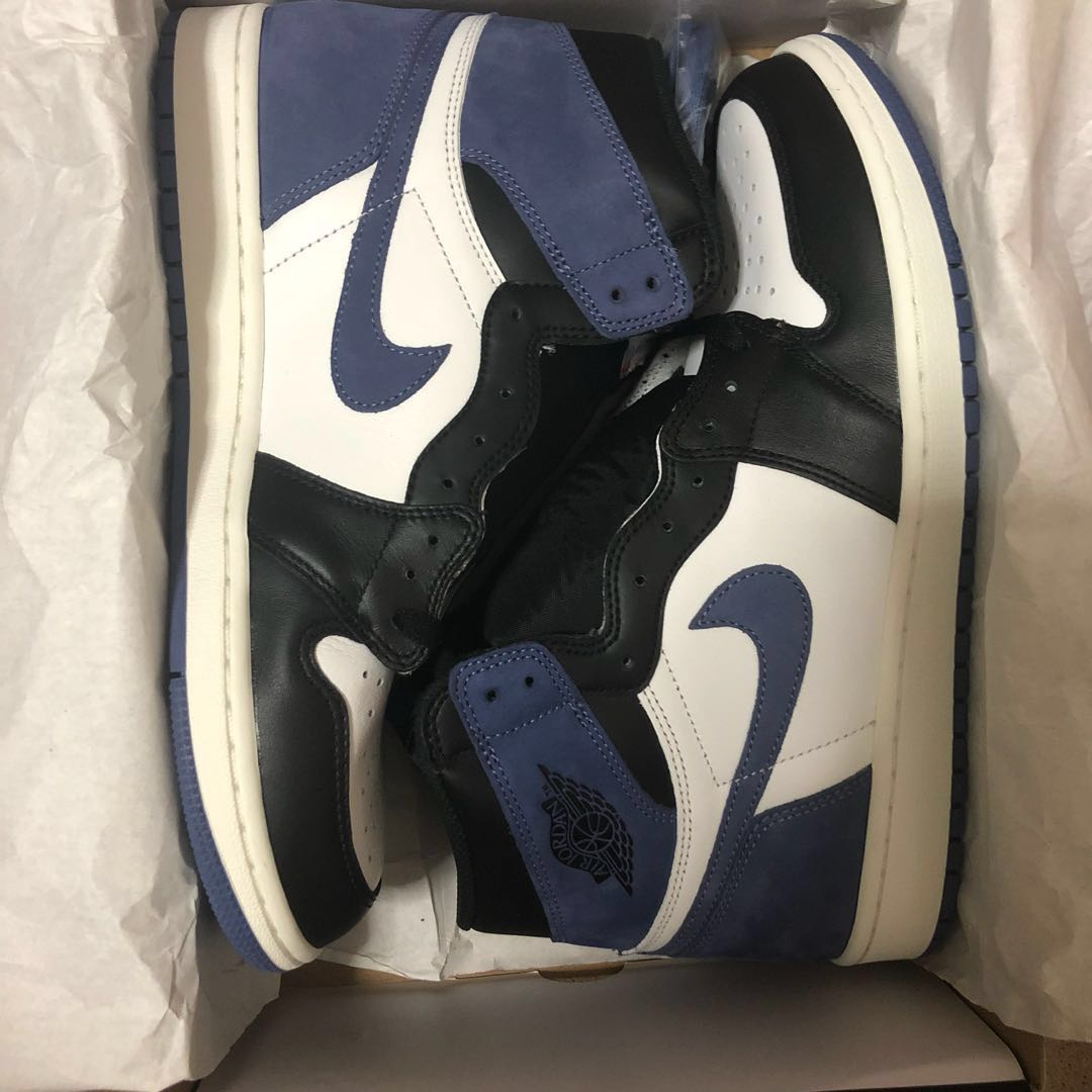 cfbda5181f7ad0 Air Jordan 1 Blue Moon US10.5