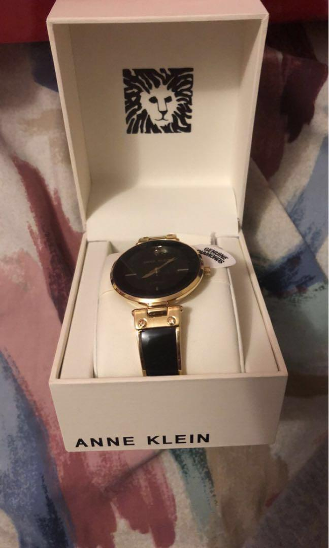 Anne Klein Genuine Diamonds Watch