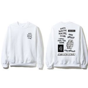 b46be8399874 ASSC Bukake Long Sleeve Tee (White M)