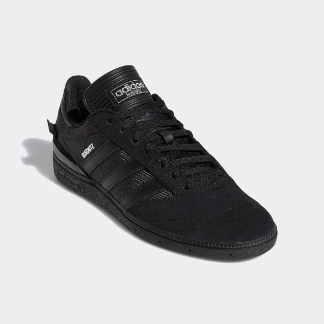 4f75bceabb760 Authentic Adidas Busenitz Triple Black