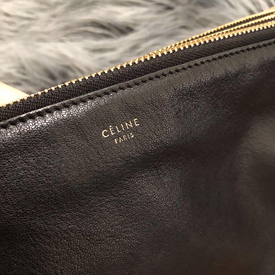 Authentic Celine trio bag