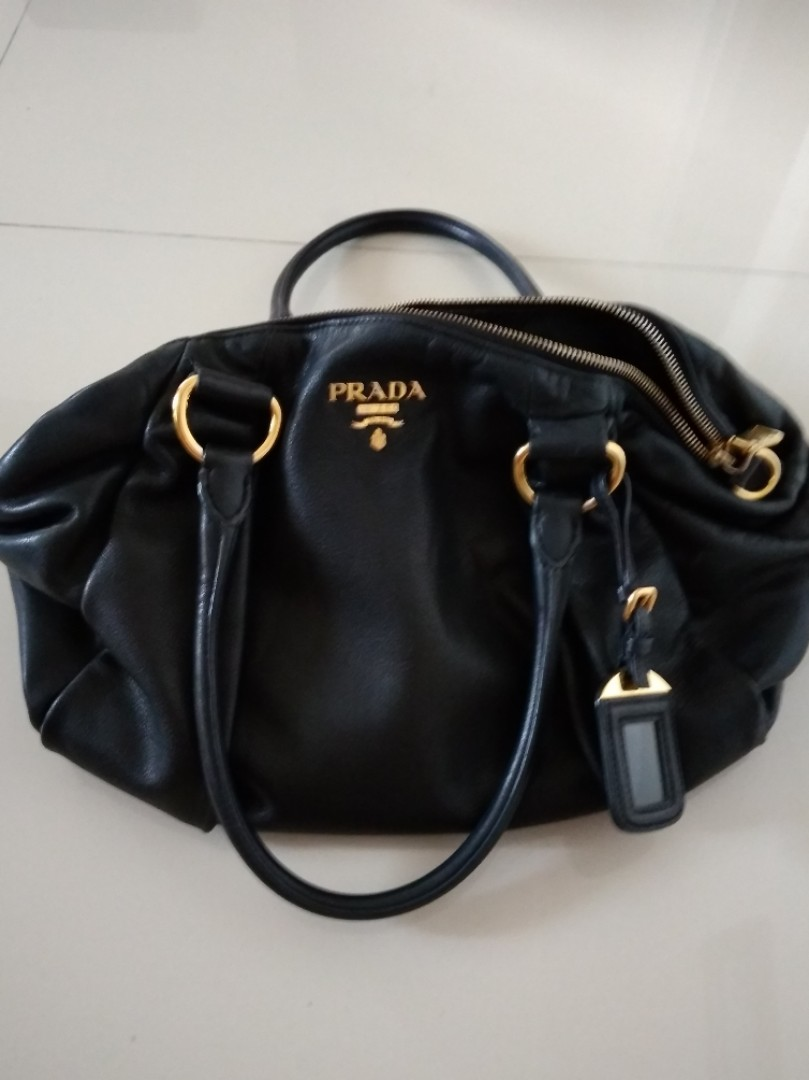 089e531063b01f Authentic Prada bag, Luxury, Bags & Wallets, Handbags on Carousell