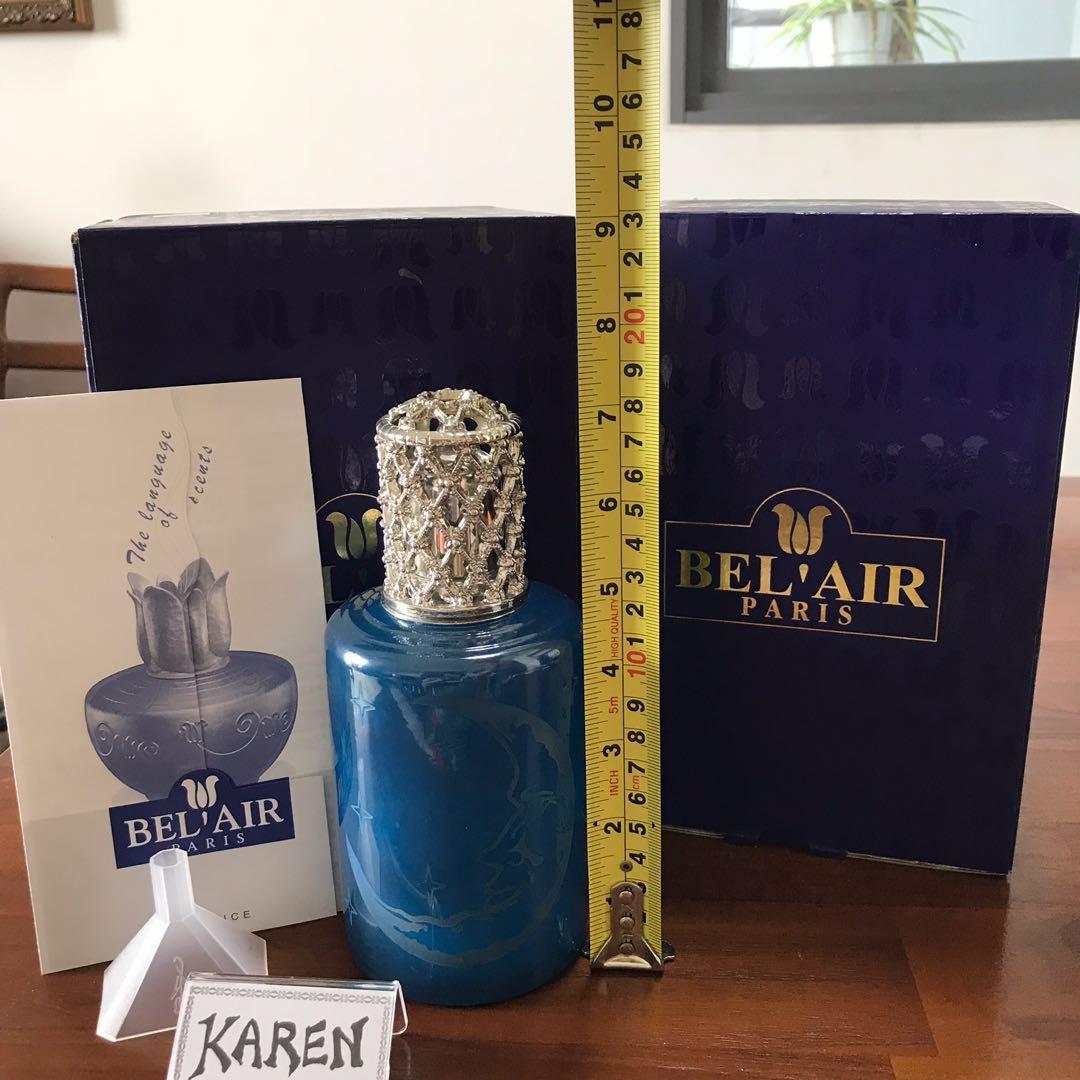 Belair Blue Lamp - Moon Edition / not lampe berger