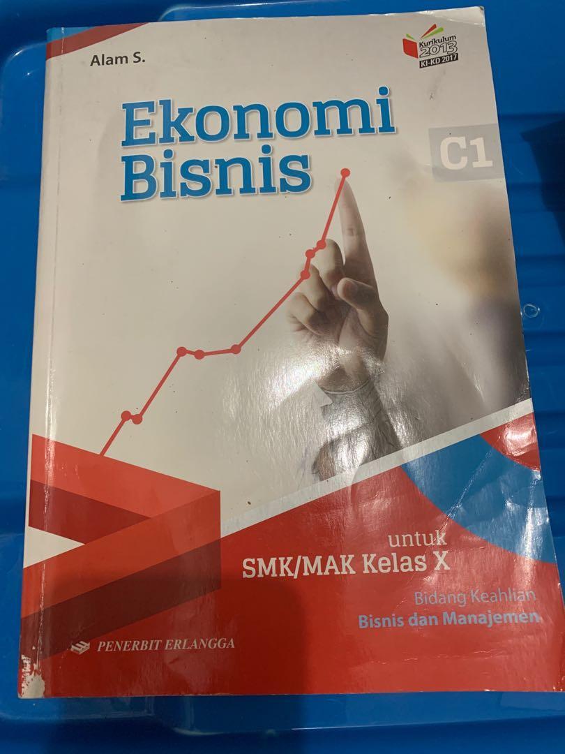 Buku Paket Ekonomi Kelas 10 Ilmusosial Id