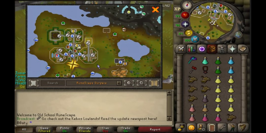 What Happened To A Friend Osrs