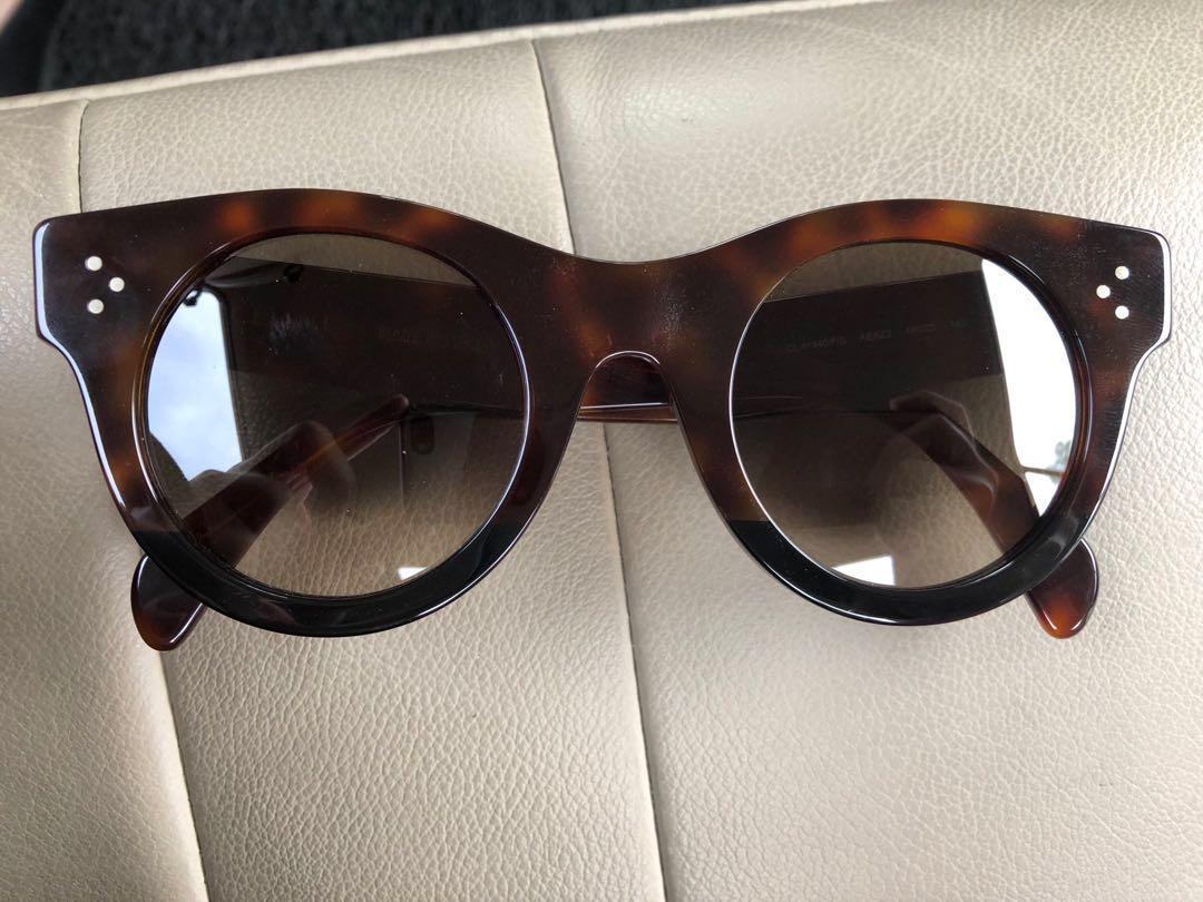 6037eb87a004 Celine Sunglasses