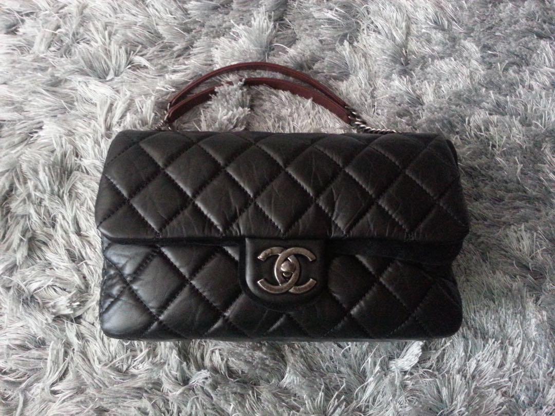 8b521a1acc7b Chanel jumbo flap bag in RHW