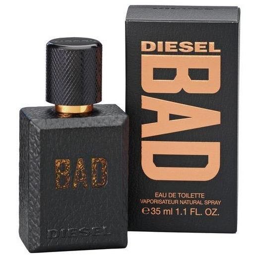Diesel Bad Eau De Toilette 35ml75ml Health Beauty Perfumes