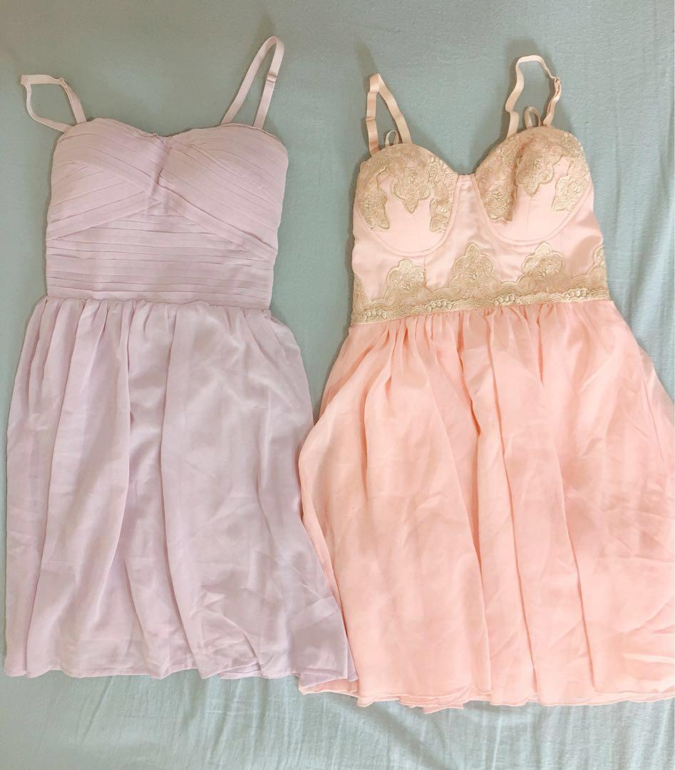 Dotti dresses $35 for both