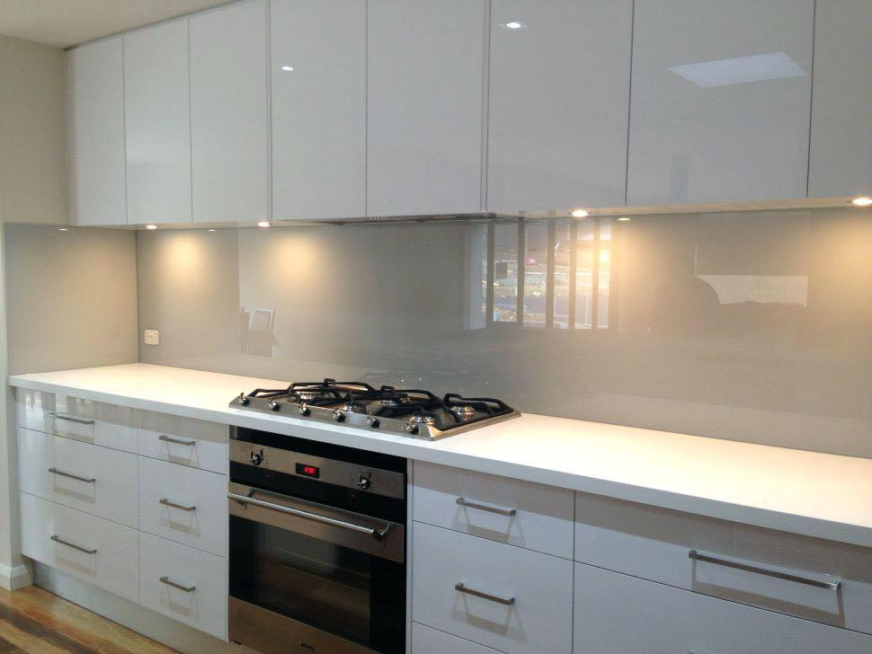 Durable Tempered Glass Kitchen Backsplash Call 9339 3838 Home Services Renovations On Carousell