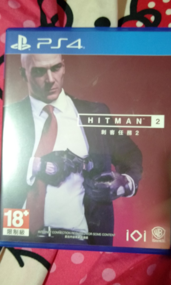 Hitman 2 Ps4 Games Toys Games Video Gaming Video Games On