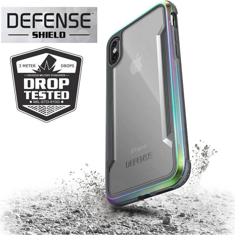 buy popular a83bd a95d9 [instock]Military grade X-Doria defends shield iPhone X case