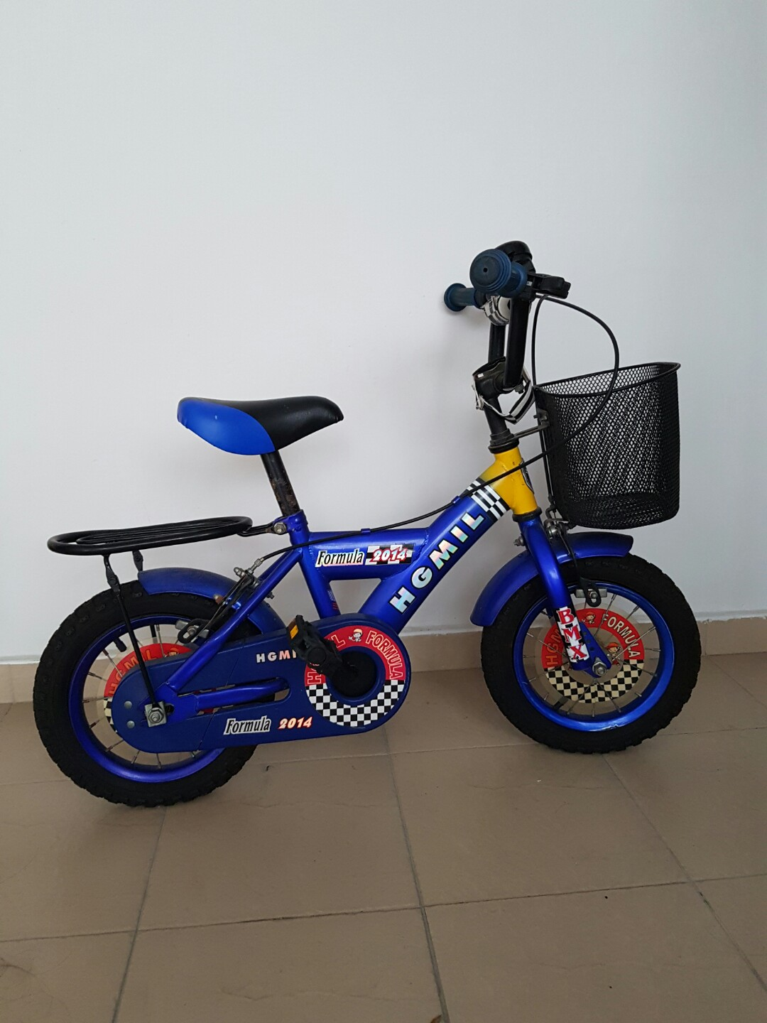 Kids Bicycle Bicycles Pmds Bicycles Others On Carousell