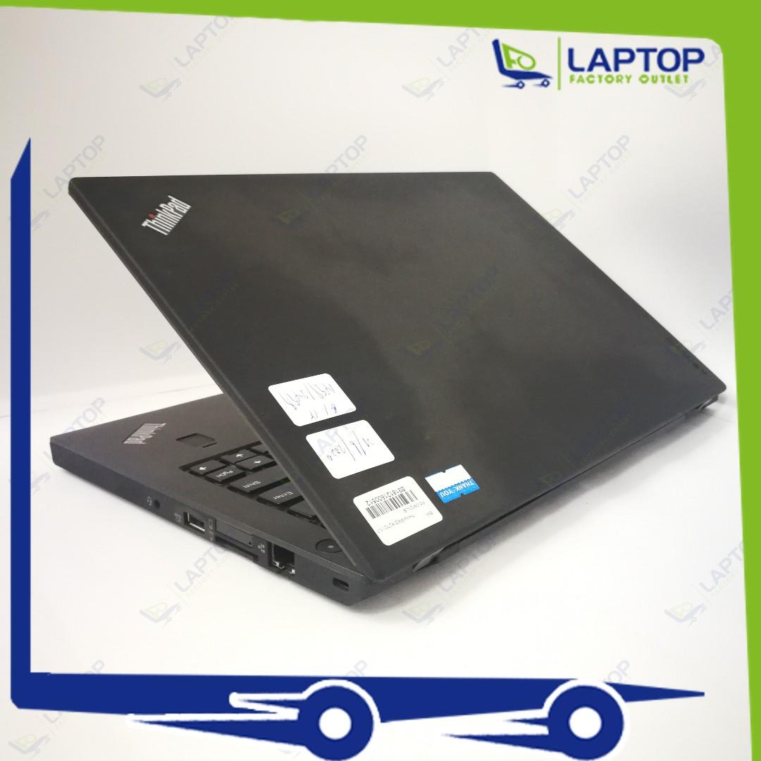 LENOVO ThinkPad X270 (i7-7/8GB/512GB) [Premium Preowned]
