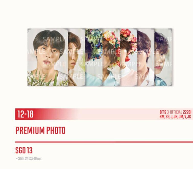 LOOKING FOR: PREMIUM PHOTO, Entertainment, K-Wave on Carousell
