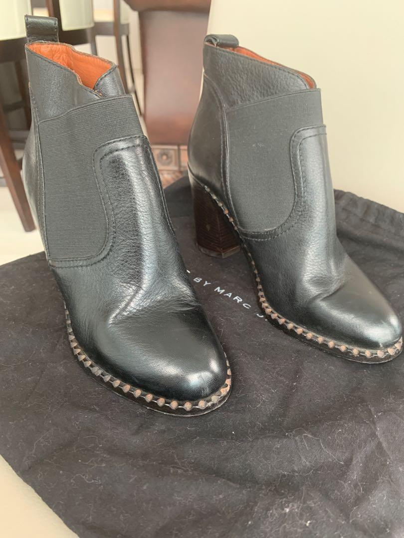 Marc by Marc Jacobs ankle boots size 35