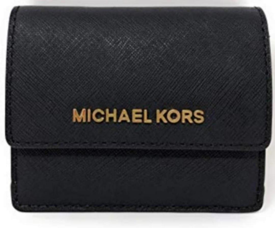 5a5833f160a91 Michael Kors Jet Set Travel Card case