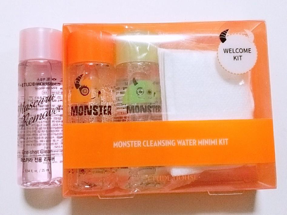 Ok Etude House Monster Strong Oil Based