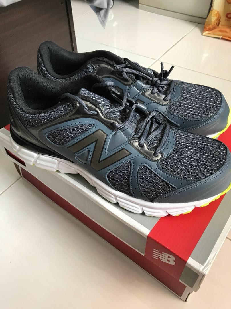 37f3837fed5c3 New Balance 565 Running Shoes, Sports, Sports Apparel on Carousell