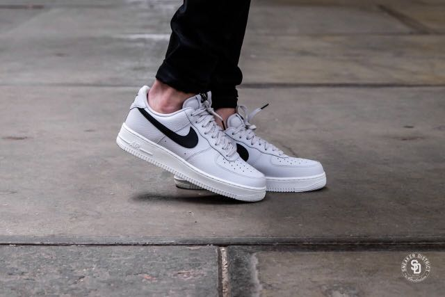 d75a5ba0dd2 Nike Air Force 1 grey black