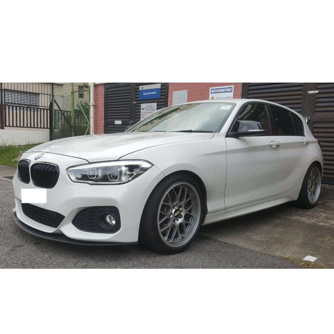 Original Bbs 18 Rims Rs Gt 909e 18x8 5 Bmw 116d F20 Car Accessories Tyres Rims On Carousell