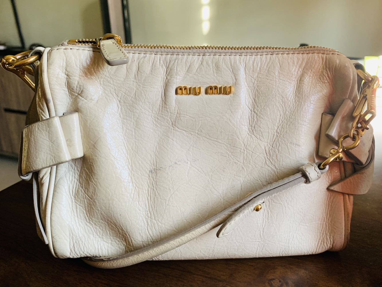 25d65a2bff75 Original Miu Miu by Prada Bag - Repriced