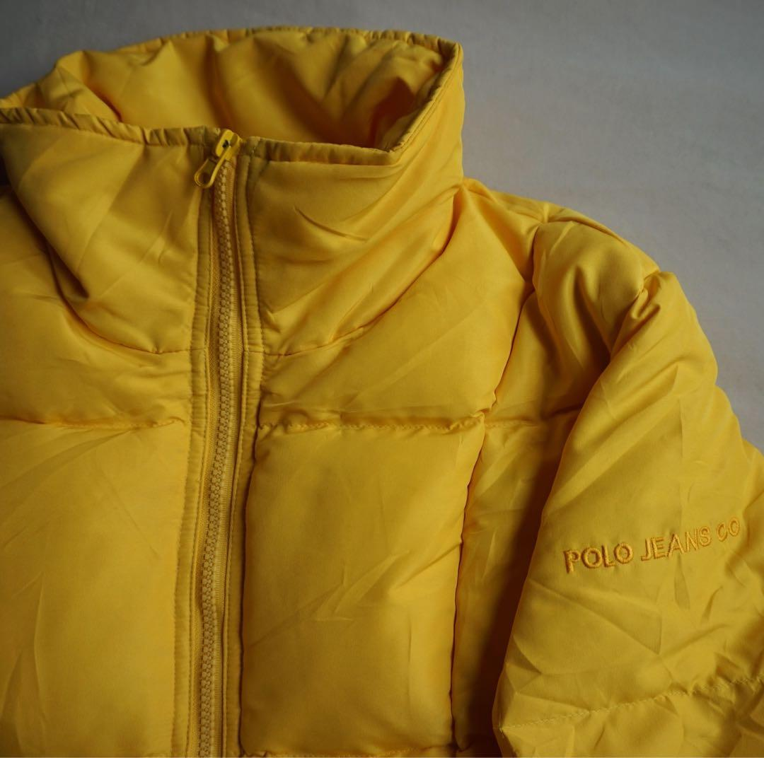 Polo Jeans Puffer Jacket