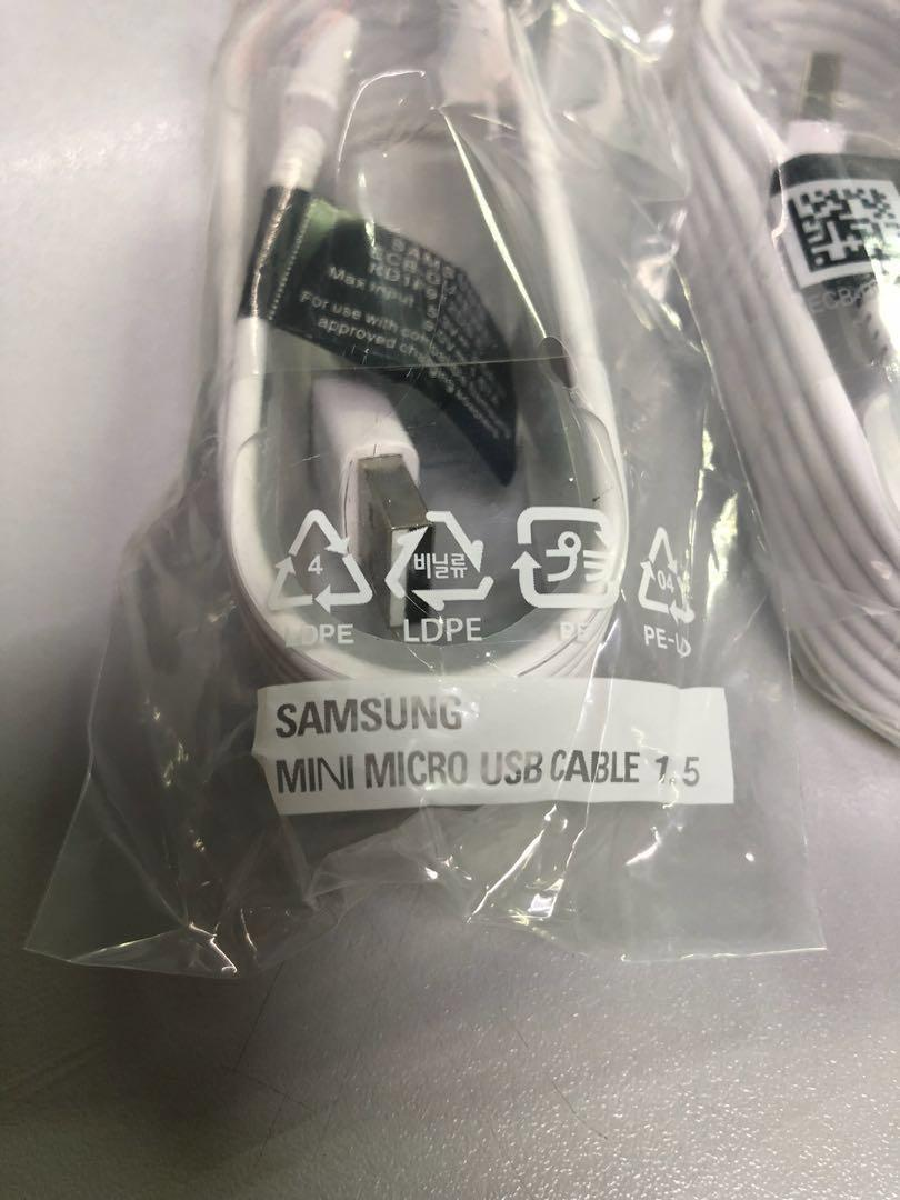 Samsung 1.5M Cable (Note 5)