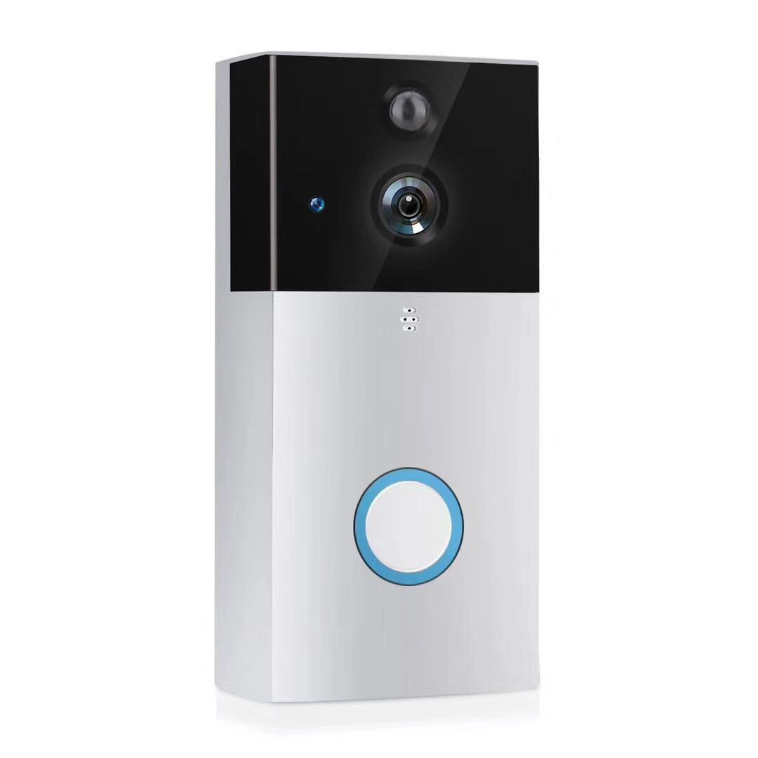 Smart HD WiFi Video Doorbell Two-way Talk Wireless Doorbell