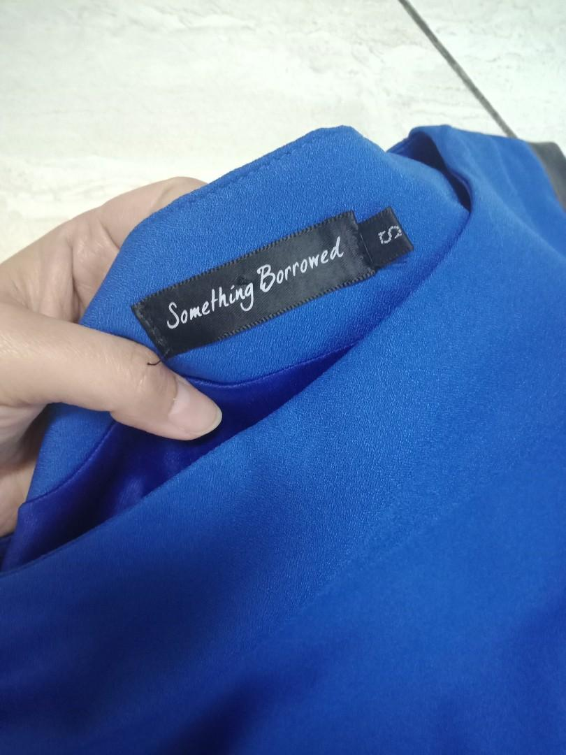 Something borrowed dress