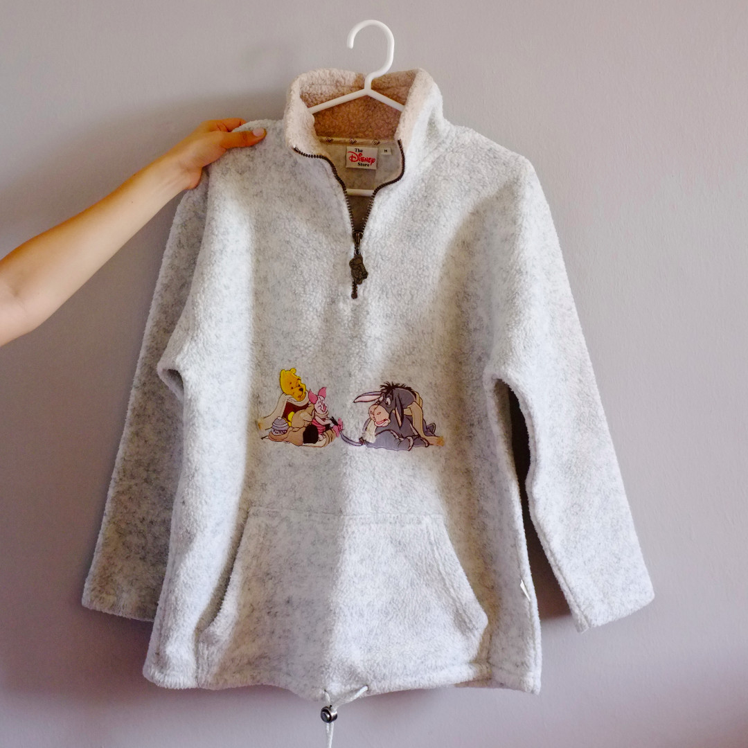 907be8de5 The Disney Store Winnie the Pooh Oversized Pullover for Children and ...
