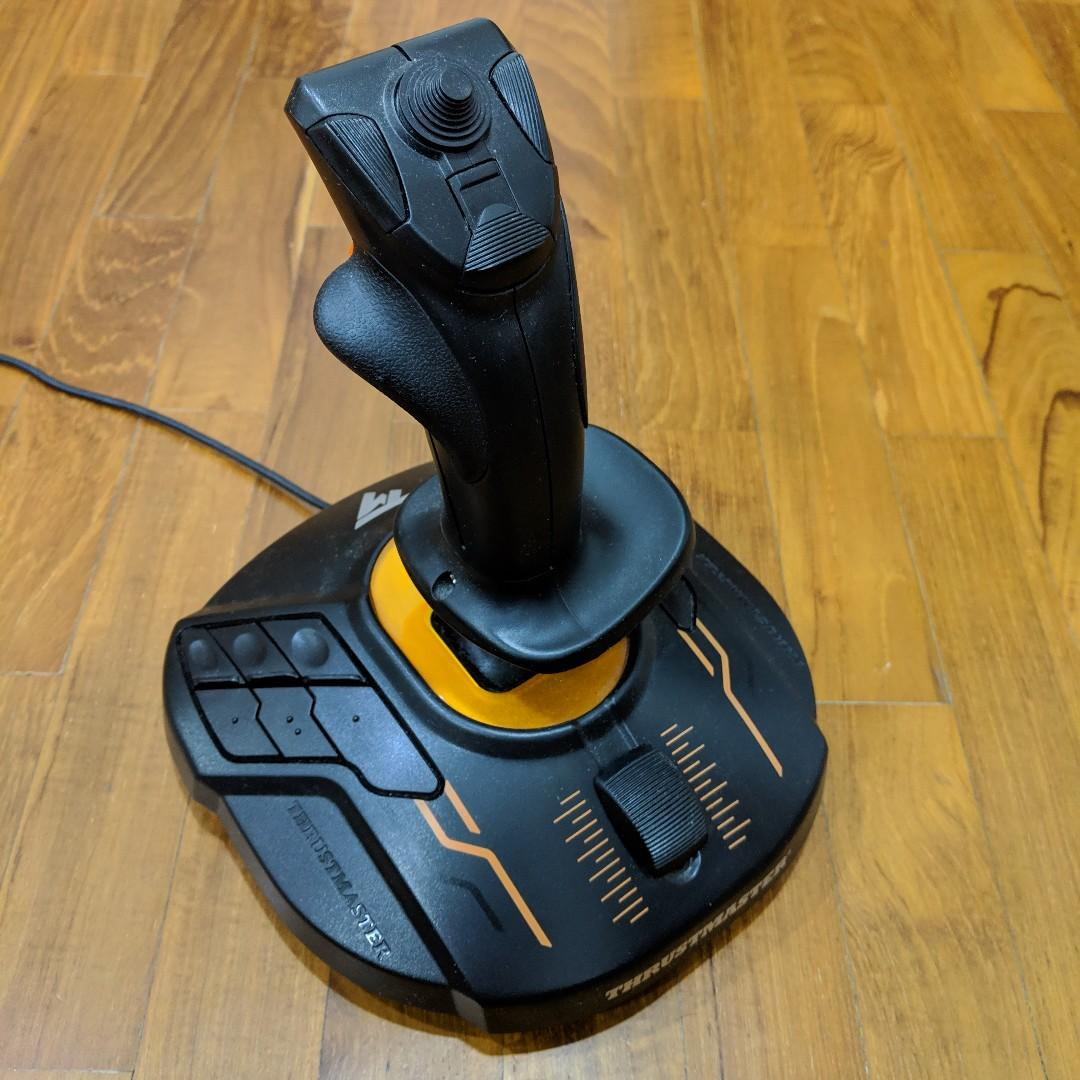 Thrustmaster T16000M FCS HOTAS, Toys & Games, Video Gaming