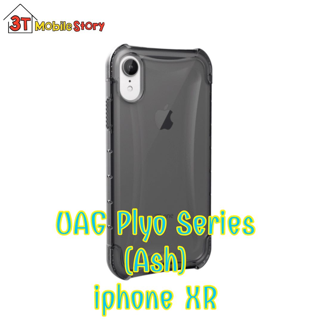 best service 747c7 80b77 UAG Plyo Series (Ash) for iPhone XR