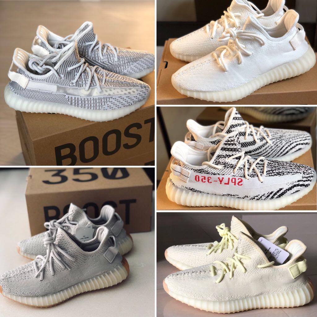 9fd467ce Yeezy Boost 350, Men's Fashion, Footwear, Sneakers on Carousell