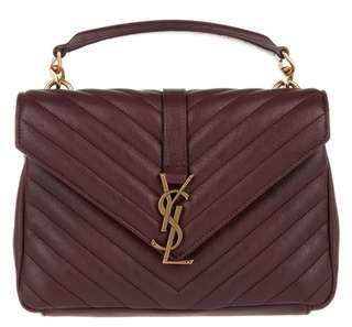 BN YSL College Bag