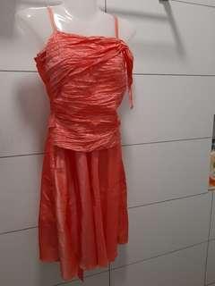 Preloved lady dress #MMAR18
