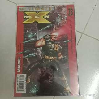 Comic Marvel Ultimate X-Men Issue 23 #CNY888