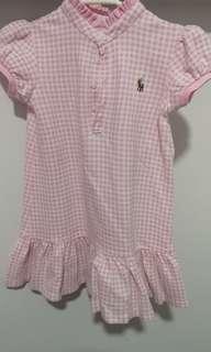 3 sets of Polo Ralph Lauren girls 18 month dress