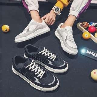 🏘URBAN🏘 Labore Galaxy Space Groove Sneakers Shoes