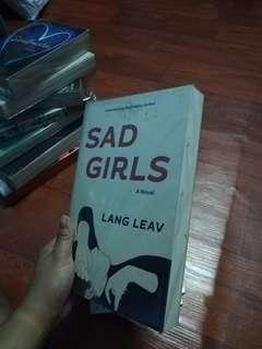 YA BOOK SAD GIRLS